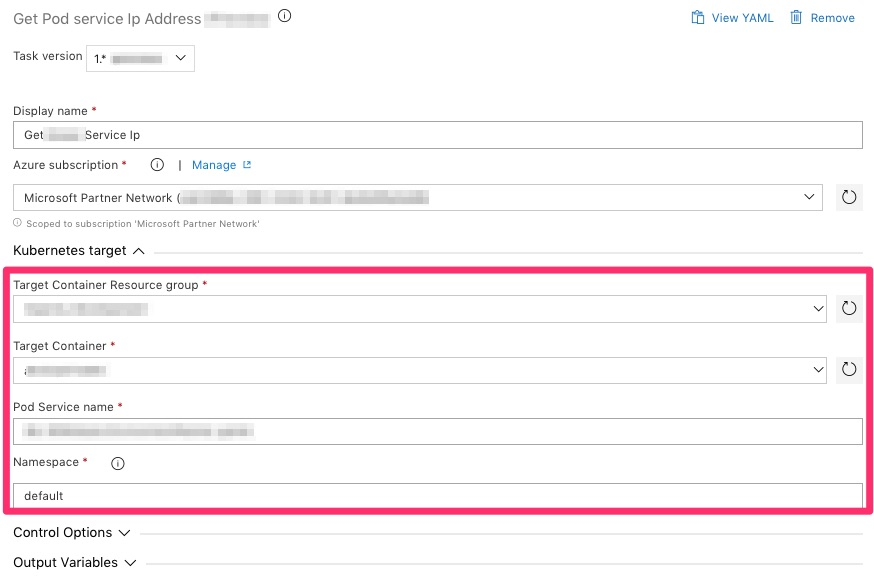 KubectlGetServiceIp_Task_inputs